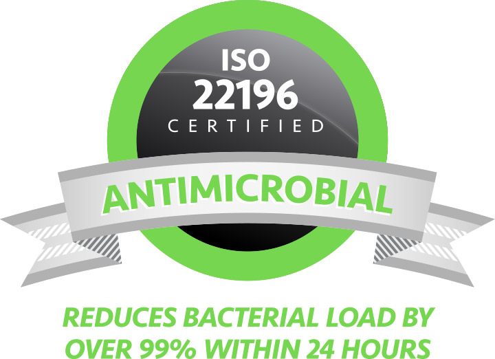 Kleen™ Antimicrobial — ISO 22196 Certified